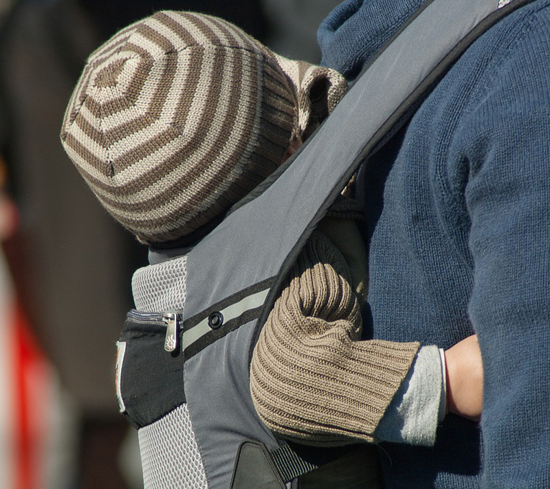Baby Carrier - Necessary Baby Stuff