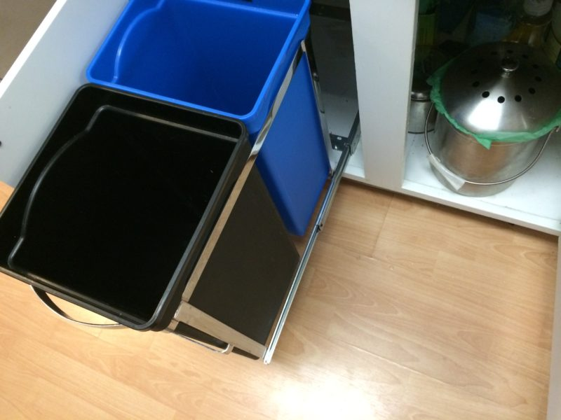Recycling/ Composting and Landfill Bins - Shop Smarter