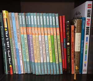 Children's Literature - Downsizing our home Library