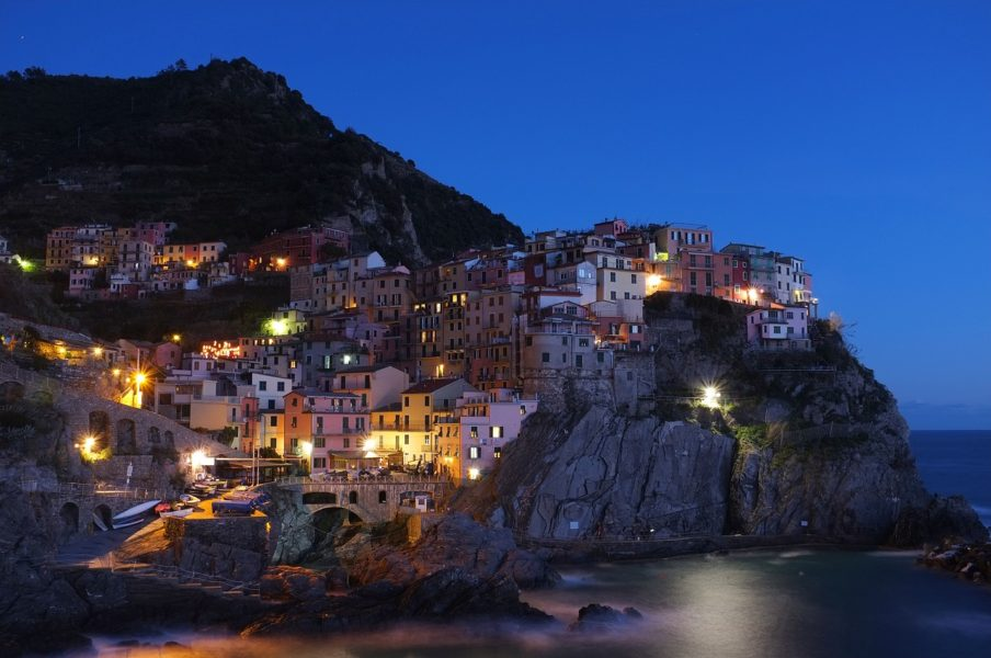 Travel to Cinque Terre - On our List