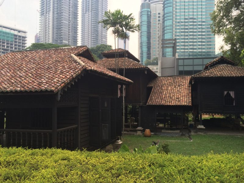 Kuala Lumpur Vernacular Architecture