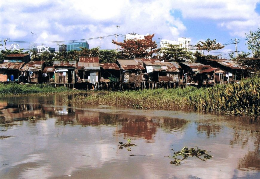 Saigon, Vietnam (Ho Chi Minh) - Asia's Vernacular Architecture
