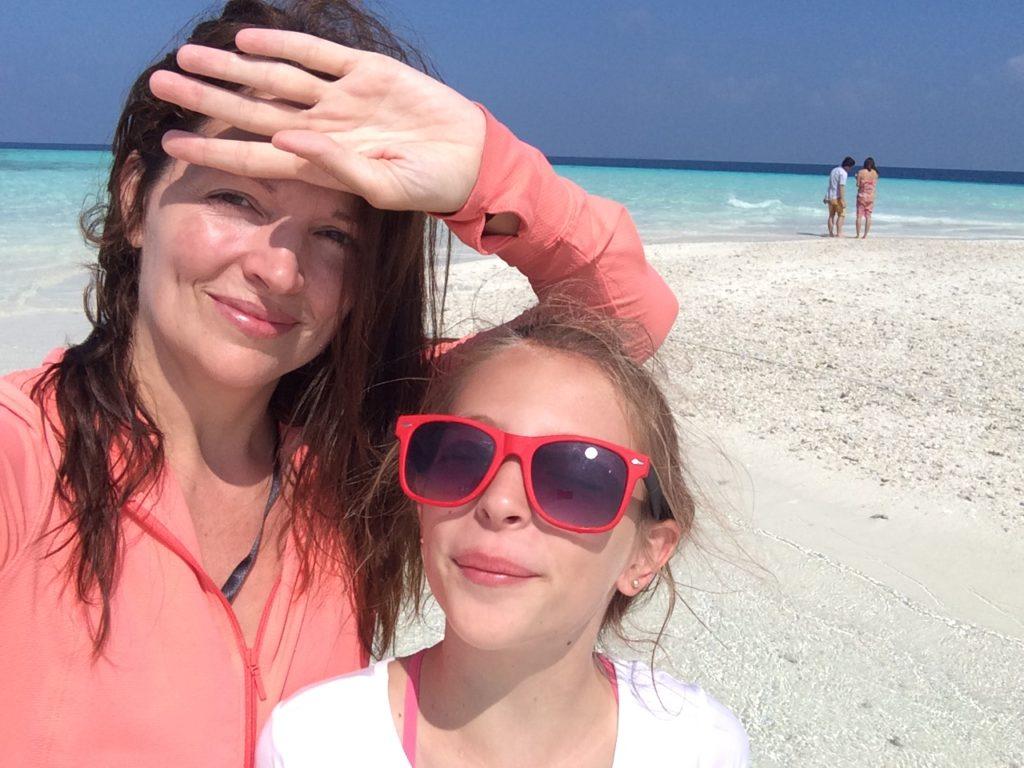 Maldives - So bright!