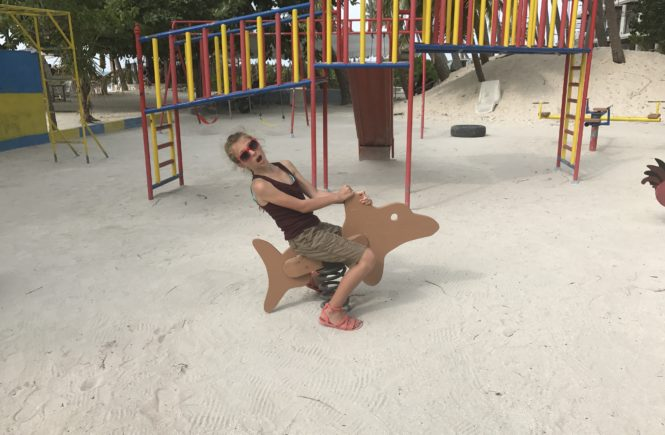 Playground on Maafushi