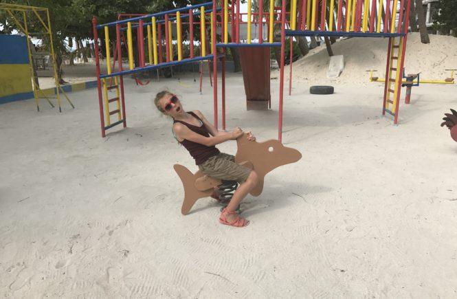 Playground on Maafushi