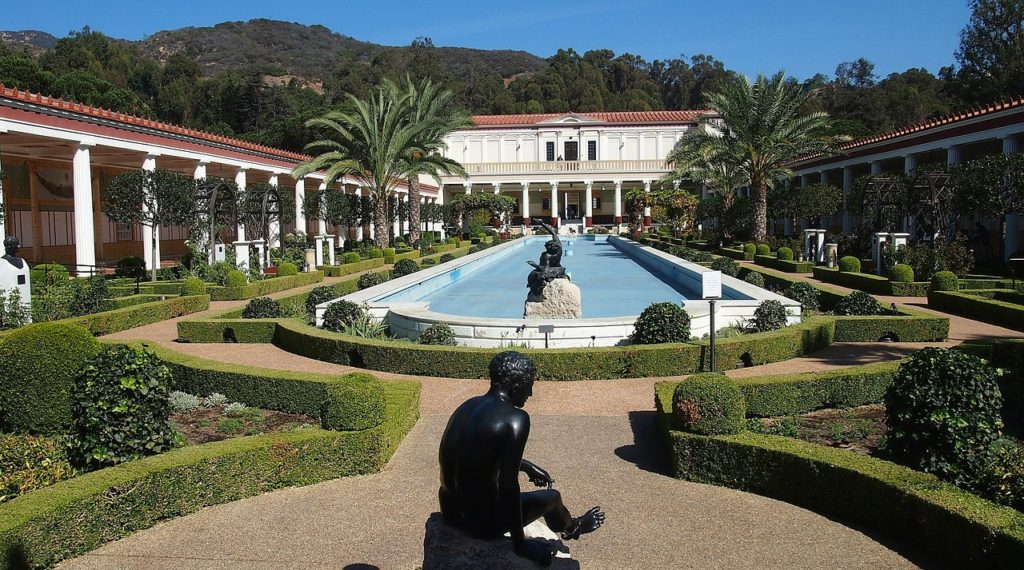 Getty Villa - Los Angeles with Older Kids
