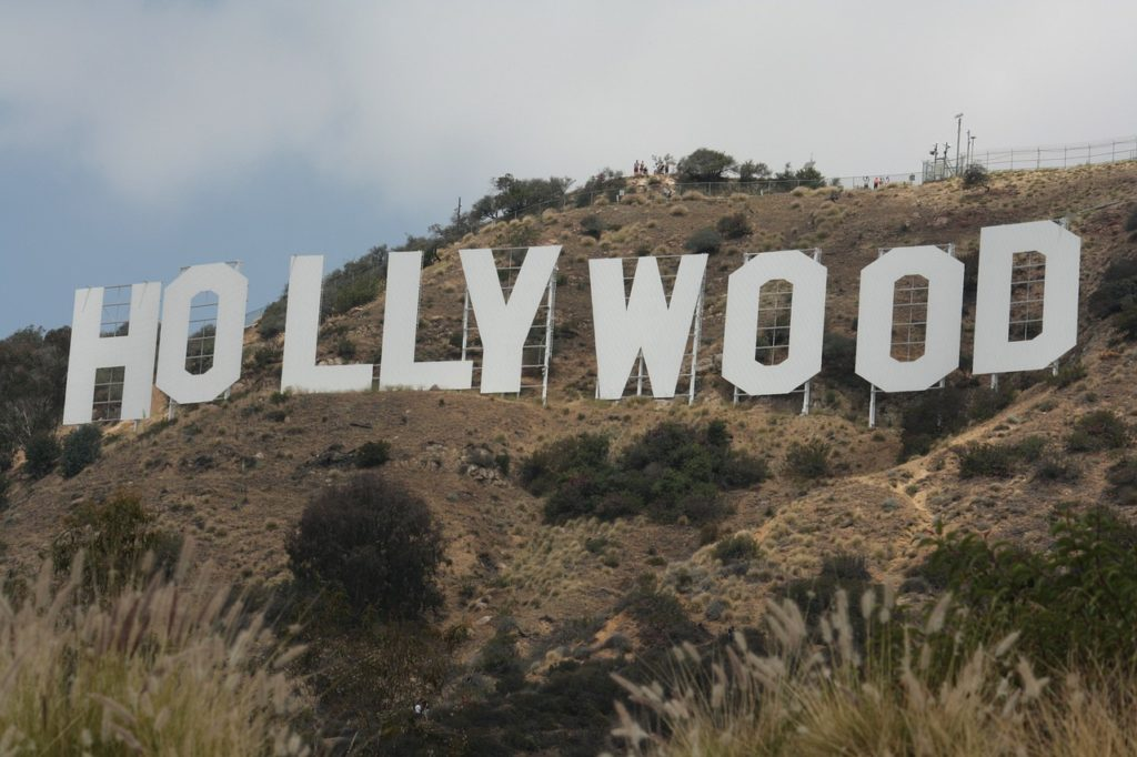 hollywood sign hike - Los Angeles with Older Kids
