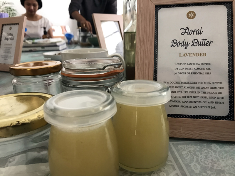 Making liquid soap - Zero Waste in Asia