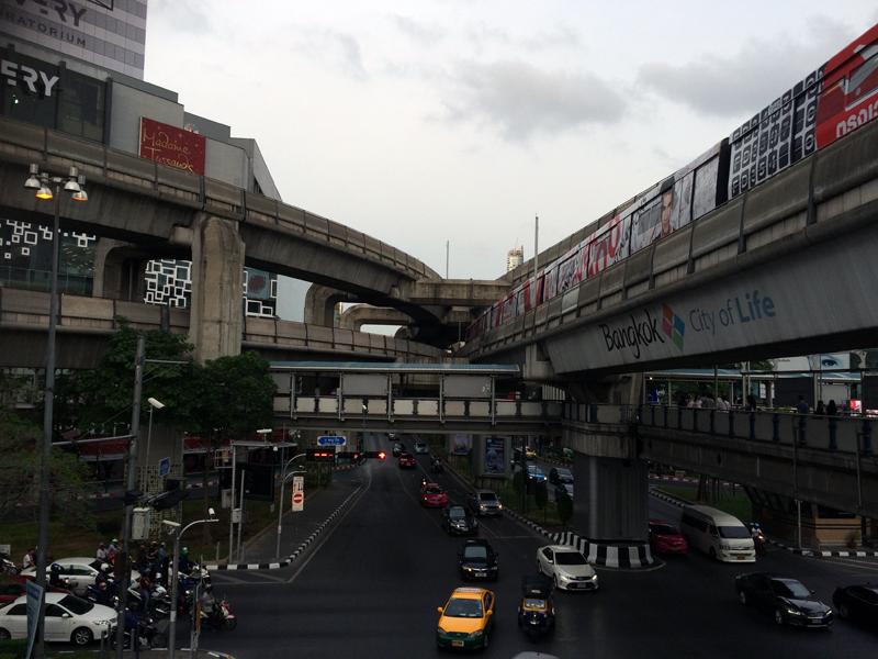 Cut Expenses - Transportation in Bangkok, Thailand